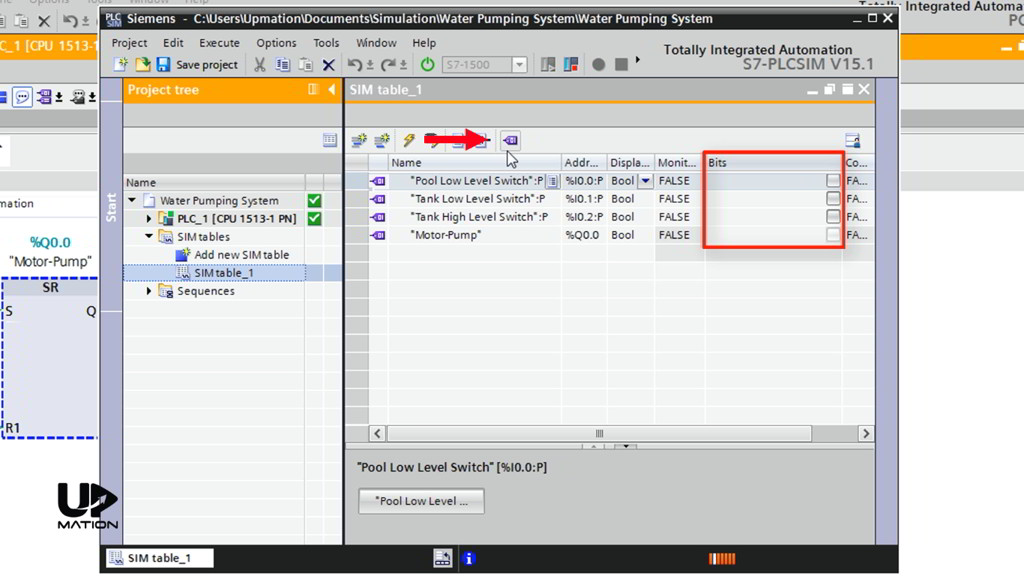 How to Load Project Tags in TIA Portal
